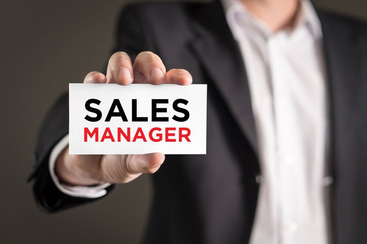 Sales Manager Needed